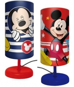 The BEDSIDE LAMP DISNEY MICKEY mouse MICKEY 32 cm