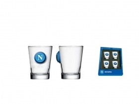 SET of 4 GLASSES collectible -