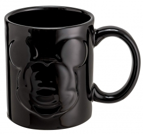 CERAMIC MUG 3D with Box DISNEY - MICKEY mouse black