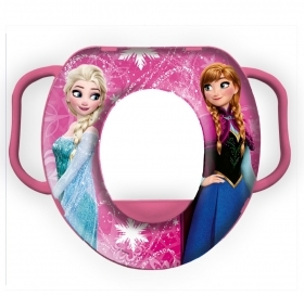 WC WATER FOR CHILDREN SOFT SEAT COVER WATER DISNEY FROZEN