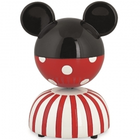 CARILLON Resin DISNEY MICKEY and MINNIE mouse - 12 x 16 cm