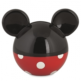 PIGGY bank Resin DISNEY MICKEY / MINNIE mouse - 14 x 12 cm