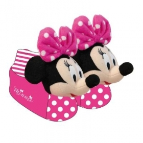 SLIPPERS from HOME 3D DISNEY MINNIE FROM no. 23 to 30