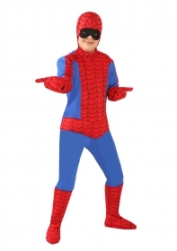 DRESS COSTUME Mask CARNIVAL kid - SUPER SPIDER