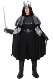 DRESS COSTUME Mask CARNIVAL Kid - KING OF the NORTH