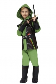 DRESS COSTUME Mask CARNIVAL kid - ROBIN HOOD