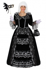 DRESS COSTUME CARNIVAL Mask Adult - COUNTESS