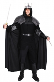 DRESS COSTUME CARNIVAL Mask Adult - KING OF the NORTH