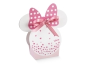 Wedding favour POUCH Box-porta Confetti DISNEY - MINNIE in