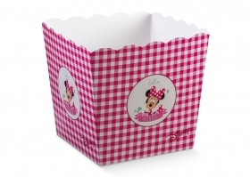 Box Vase brings Confetti Candy DISNEY - MINNIE