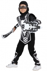 DRESS COSTUME CARNIVAL Mask CHILD - ninja Warrior