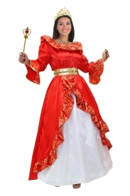 DRESS COSTUME CARNIVAL Mask Adult - PRINCESS OF SPAIN