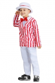 DRESS COSTUME CARNIVAL Mask Child - ALBERT