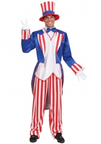 DRESS COSTUME Mask CARNIVAL Adults - AMERICAN BOY