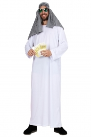 DRESS COSTUME CARNIVAL Mask Adult - SHEIKH