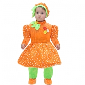 DRESS COSTUME CARNIVAL Mask NEWBORN - FAIRY SUMMER