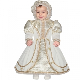 DRESS COSTUME CARNIVAL Mask NEWBORN - CONTESSINA
