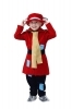 DRESS COSTUME Mask CARNIVAL baby - CAT PINOCCHIO