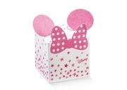 Wedding favour POUCH Box-porta Confetti DISNEY - MINNIE stars