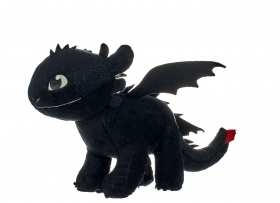 PLUSH How to Train Your DRAGONS 3 TOOTHLESS - 36 cm