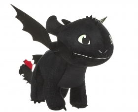 PLUSH How to Train Your DRAGONS 3 TOOTHLESS - 60 cm