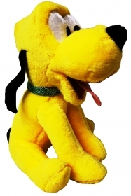 PLUSH WALT DISNEY PLUTO ROADSTER - 20 cm