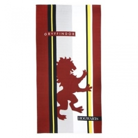 Beach TOWEL / swimming Pool 90 x 180 cm - HARRY POTTER Gryffindor