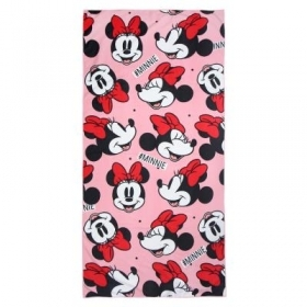 Beach TOWEL / swimming Pool 90 x 180 cm - DISNEY MINNIE