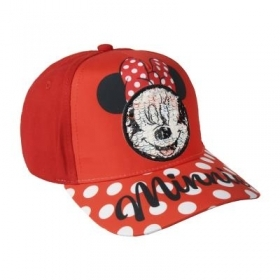 HAT with Visor - CAP with Pajets DISNEY MINNIE
