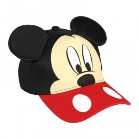 HAT with Visor - CAP - 3D- DISNEY MICKEY mouse