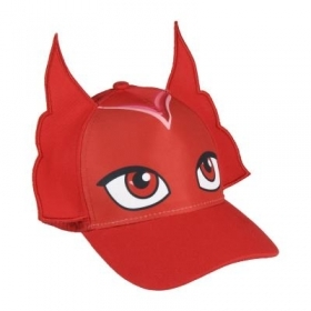 HAT with Visor - CAP - 3D- SUPER PAJAMAS PJ MASKS GUFETTA