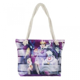 BAG BAG the SEA - DISNEY Witches, PRINCESSES, URSULA and MALEFICENT