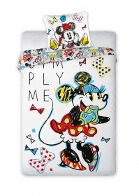 Duvet cover Bed DISNEY MINNIE