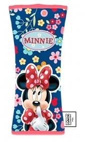 COPRICINTURA in Peluche PER AUTO - DISNEY - MINNIE