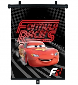 Tendina da sole a rullo 36x45 cm PER AUTO - DISNEY CARS