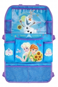 Storage multipockets car and Buggy - DISNEY FROZEN Elsa and Anna