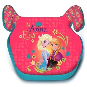 SEAT Alzabimbo Upstand for auto 15-36 KG - DISNEY FROZEN Elsa and Anna