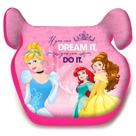 SEAT Alzabimbo Upstand for auto 15-36 KG - DISNEY PRINCESSES