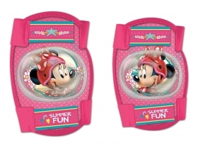 PROTECTION on ELBOWS and KNEES - DISNEY MINNIE