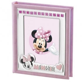 ALBUM Photo PICTURES with Frame Customizable full-Page DISNEY - MINNIE
