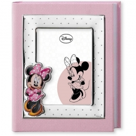 ALBUM Photo PICTURES with Frame, full-Page DISNEY - MINNIE in