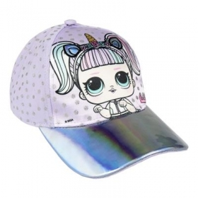 HAT with Visor - CAP - LOL SURPRISE unicorn