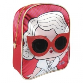 Folder Backpack School BACKPACK - LOL SURPRISE