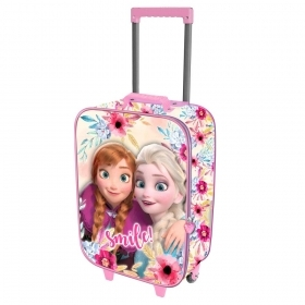 TRAVEL TROLLEY Bag - DISNEY FROZEN ELSA and ANNA