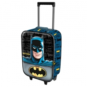 TRAVEL TROLLEY Suitcase - BATMAN