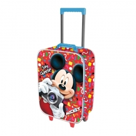 TRAVEL TROLLEY Bag - DISNEY MICKEY MICKEY mouse to