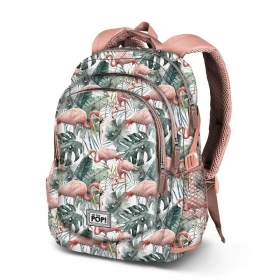 BACKPACK Running School and Free Time - OH MY POP FLAMINGO to