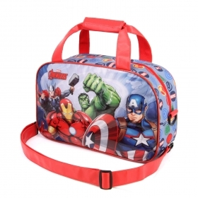 BAG DUFFEL bag with shoulder Strap, Gym-MARVEL AVENGERS