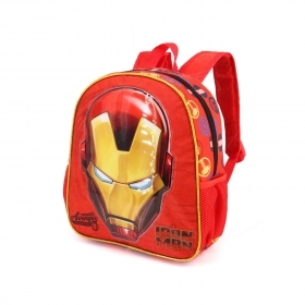 Folder School BACKPACK - DISNEY MARVEL IRON MAN