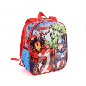 BACKPACK-Backpack is Reversible - MARVEL AVENGERS